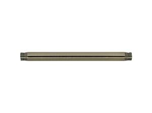 12112 - 1/2 Inch Diameter 12 Inch Long Antique Brass Ceiling Fan Rod