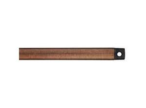 12216 - 3/4 Inch Diameter12216 - 3/4 Inch Diameter 12 Inch Long Oil Brushed Bronze Ceiling Fan Rod