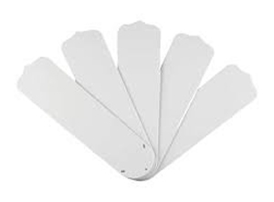 14204 Series 52-inch White Outdoor Ceiling Fan Blades