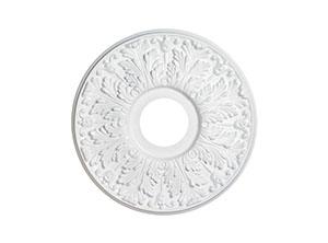 18202 Series 16-inch Diameter Light Fixture Medallion