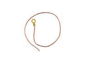 29001 - Bare Copper Ground Wire with 8/32-in Lug