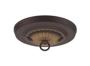 21206 - Traditional Oil Rubbed Bronze Finish Canopy Kits