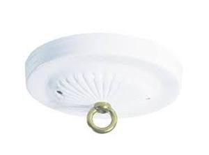 21204 - Traditional White Finish Canopy Kits