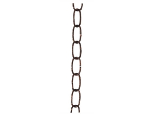 25109 - 3ft. 11 Gauge Rust Fixture Chains