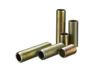 22201 - 1/4 IP 6 Steel Zinc-Plated Nipples