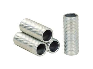 22101 - 1/8 IP Steel Nipples Zinc-Plated