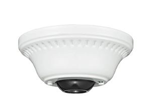 11104 White Finish 35-Degree Ceiling Fan Canopy Kit